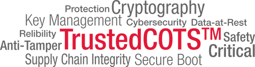 TrustedCOTS word cloud flagship v03