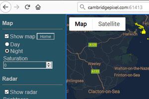cambridge pixel marzo radar spx